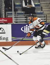 Komets' Pochiro named ECHL Player of the Week | Ice Chips | The Journal  Gazette